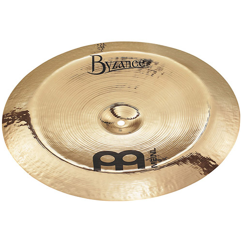 Meinl Byzance Brilliant China(차이나) 심벌 14인치 B14CH-B